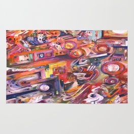 Thought Factory Rug