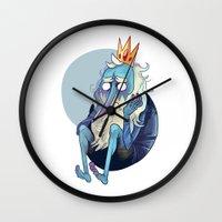 musa Wall Clocks featuring sadking by musa