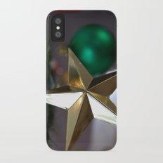 Holiday Star iPhone X Slim Case