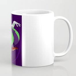 Mad T Virus Dormouse & March Hare Coffee Mug