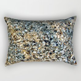 Beach Shell Sand Rectangular Pillow