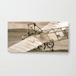 Old Airplane Metal Print