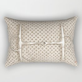 HORSE BITS III Rectangular Pillow
