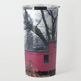 NW Caboose Travel Mug