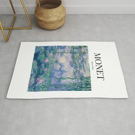 Monet - Water Lilies Rug