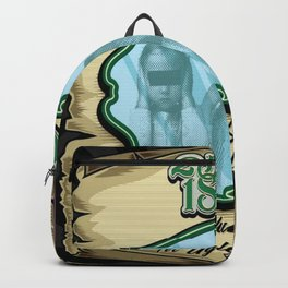 Beautiful Stories For Ugly Children Alt Cover Backpack
