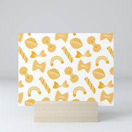 Pasta  Mini Art Print