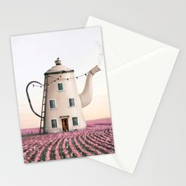 Teapot House Stationery Cards