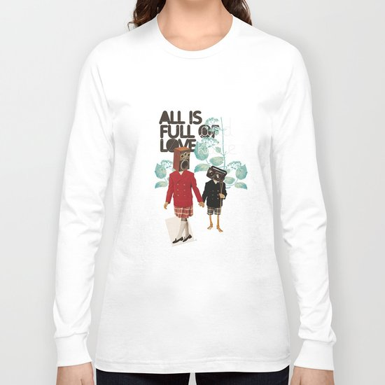 ALL IS FULL OF LOVE Long Sleeve T-shirt