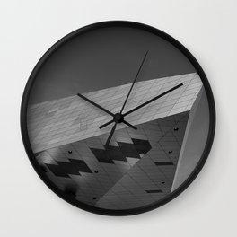 musé de Confluence  Wall Clock