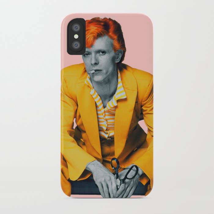 pinky bowie 2 iphone case