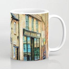 Village Scene Coffee Mug