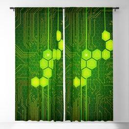 D20 Digital Crit Blackout Curtain