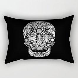 Mexican Halloween Rectangular Pillow