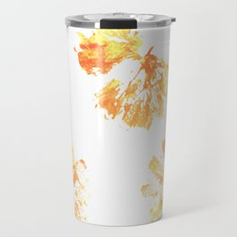Autumn leaves 11 Travel Mug