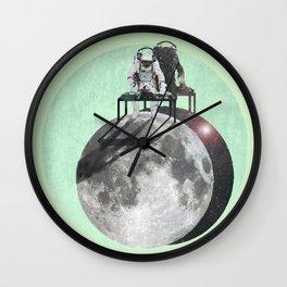 Float the Beat Wall Clock