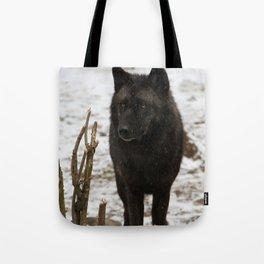 Wolves II  Tote Bag