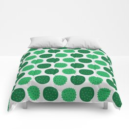 Dotty Durians - Singapore Tropical Fruits Series Comforters