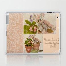 Digging for Joy  Laptop & iPad Skin