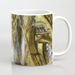 York Minster Van Gogh Style Coffee Mug