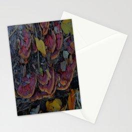 Pecan Tree Fungus Stationery Cards