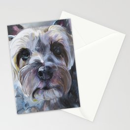 Silky Terrier Stationery Cards