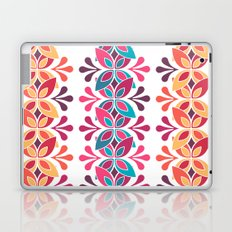 Simple Floral Pattern Laptop & iPad Skin