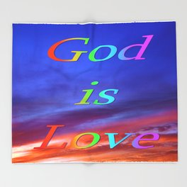 Sunet - G-Love Throw Blanket