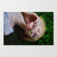 lsd Canvas Prints featuring lsd by deepinswim