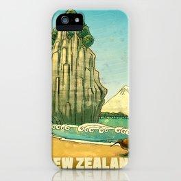 New Zealand iPhone Case