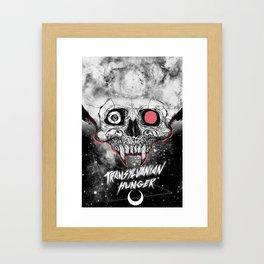 DETHGRIP Transylvanian Hunger Framed Art Print