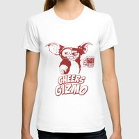 gizmo T-shirts featuring Cheers Gizmo by Roma