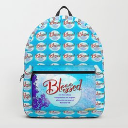 Blessed! Backpack