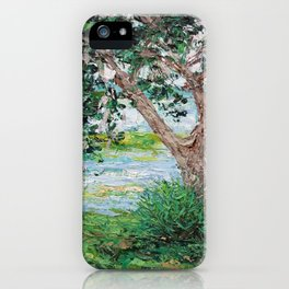 Beaufort Live Oak iPhone Case