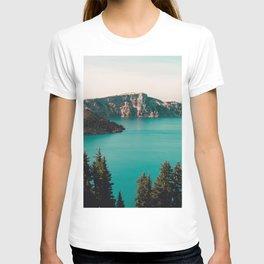Dreamy Lake - Nature Photography T-shirt