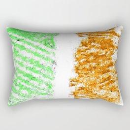 flag of ireland 10 -ireland,eire,airlann,irish,gaelic,eriu,celtic,dublin,belfast,joyce,beckett Rectangular Pillow