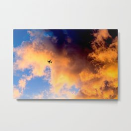 Almost There Metal Print