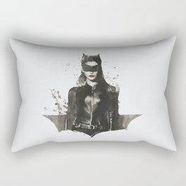 TDKR-catwoman II Rectangular Pillow