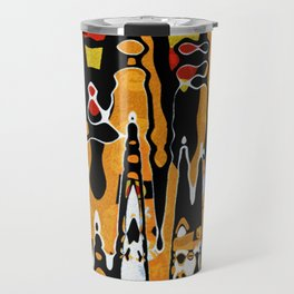 Tribal Travel Mug