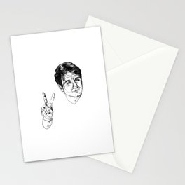 Robin.In.Peace Stationery Cards