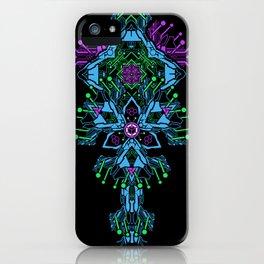 Technosapien iPhone Case