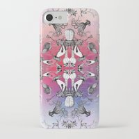 philosophy iPhone & iPod Cases featuring The Boudoir Philosophy by Antagoniste