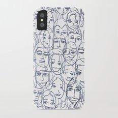Faces Slim Case iPhone X