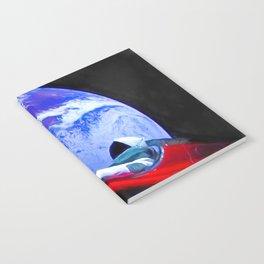 Tesla's Starman Notebook