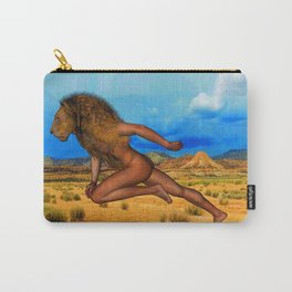 Born Free Carry-All Pouch