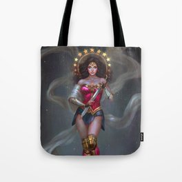 Goddess Diana Tote Bag