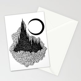 Star Towers Stationery Cards