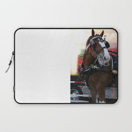 BUDWEISER Clydesdale Laptop Sleeve