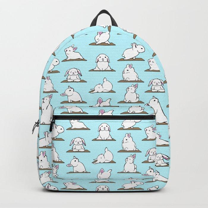 Bunnies Yoga Backpack