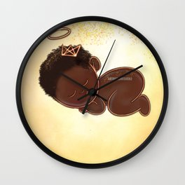 Mama's Angel - Gender Neutral/ unisex Wall Clock